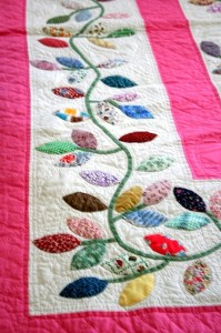 The Leaf Quilt